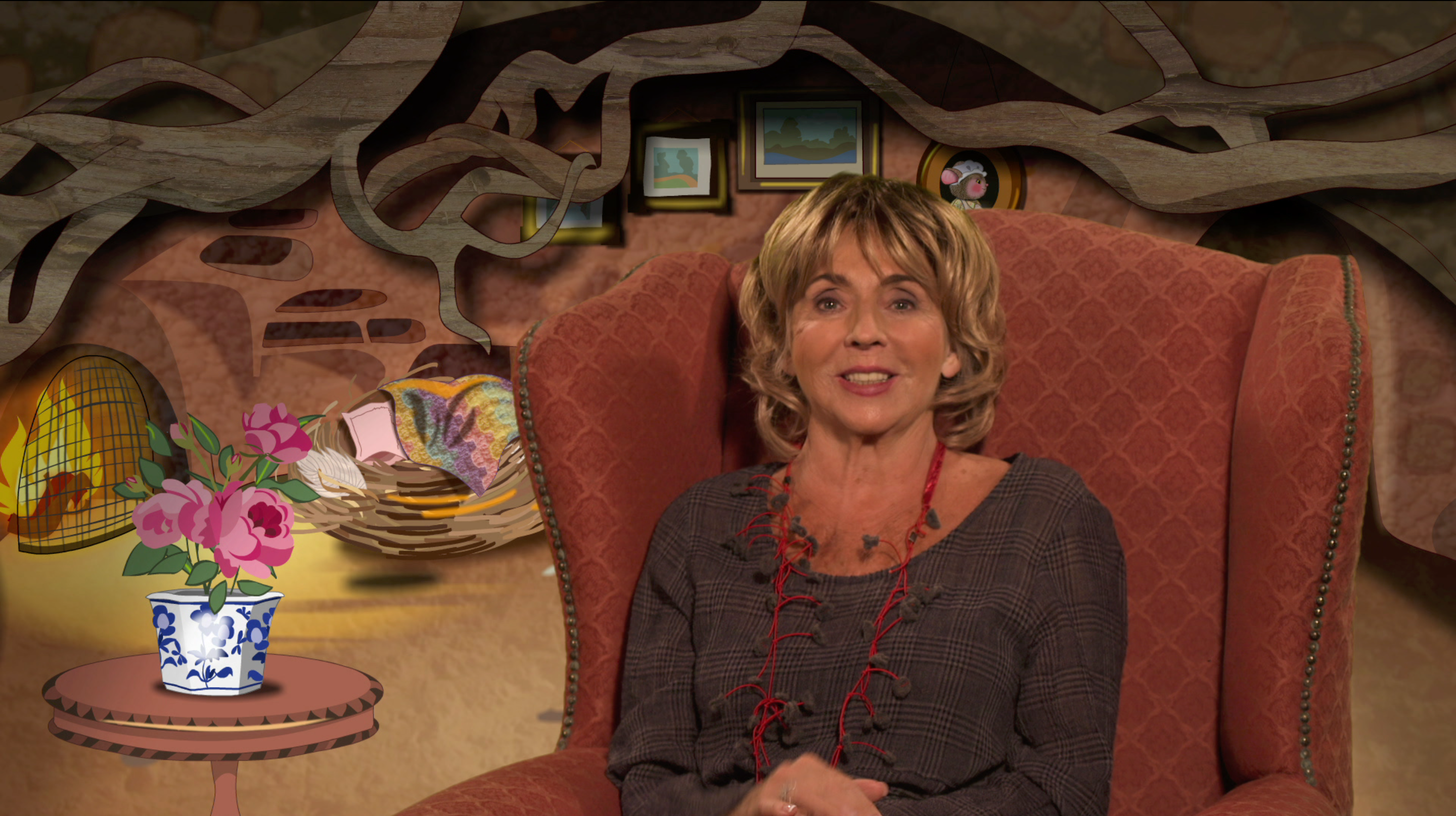 Story Writing and Filming - Sue Johnston