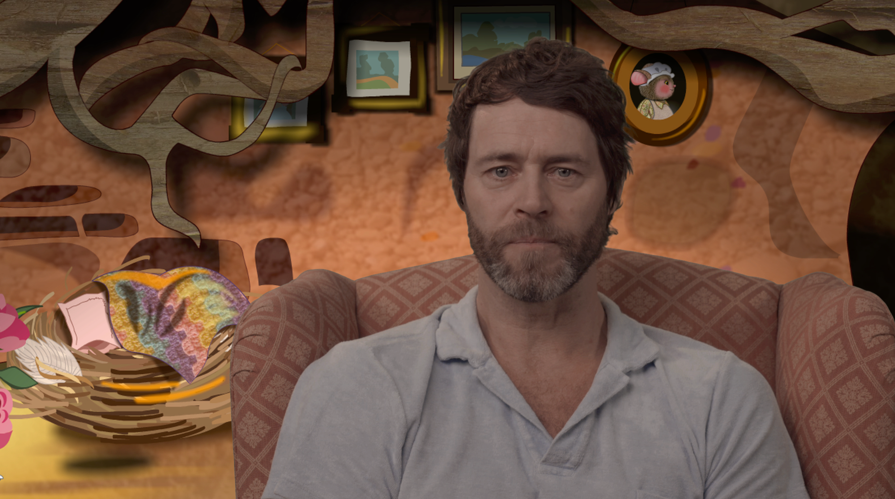 Story Writing and Filming - Howard Donald