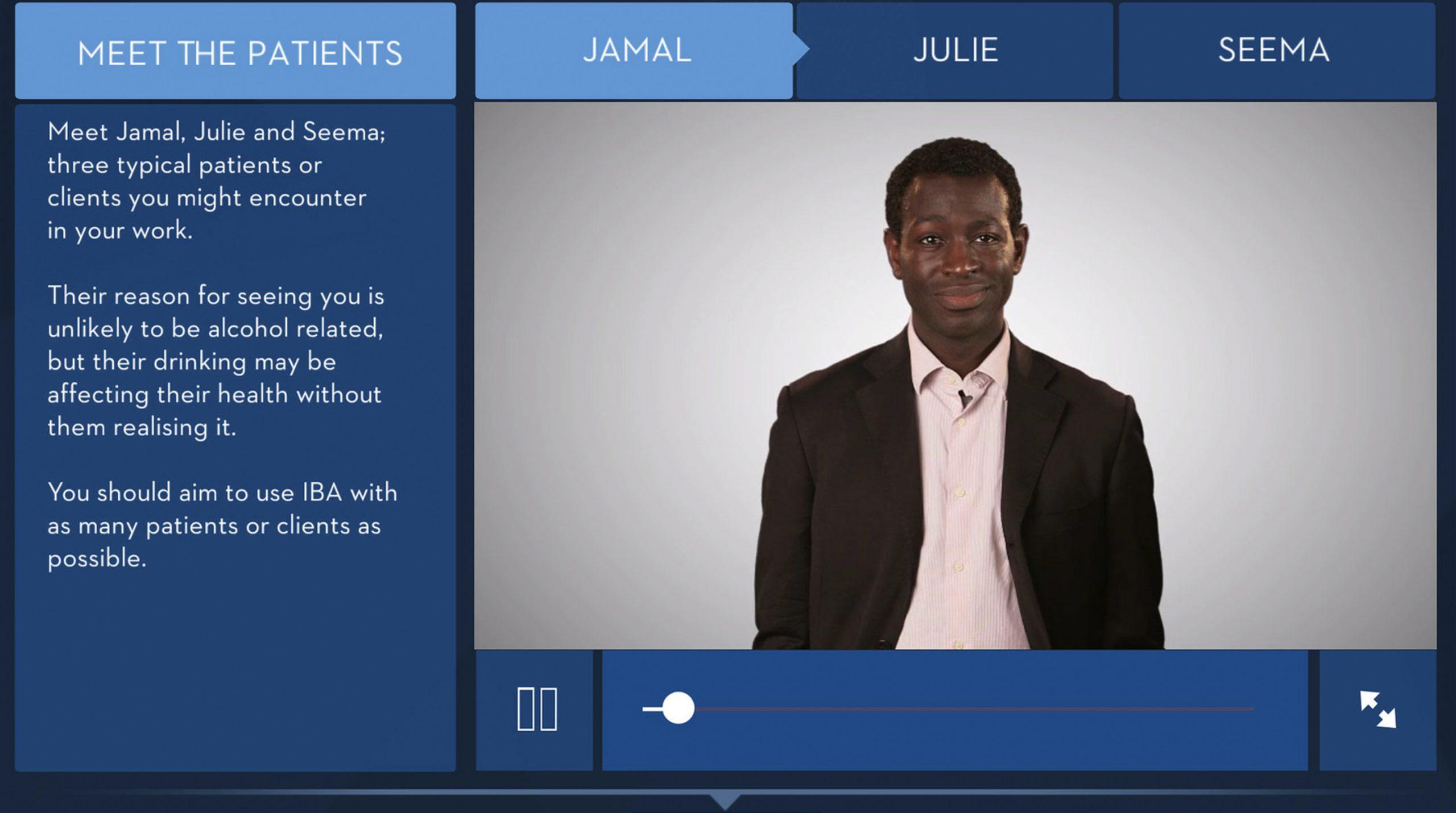 IBA App screenshot